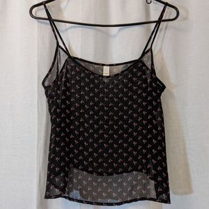 3 For $15 American Apparel Sheer Camisole Sz XS